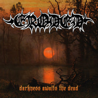 Eroded - Darkness Awaits The Dead (CD)
