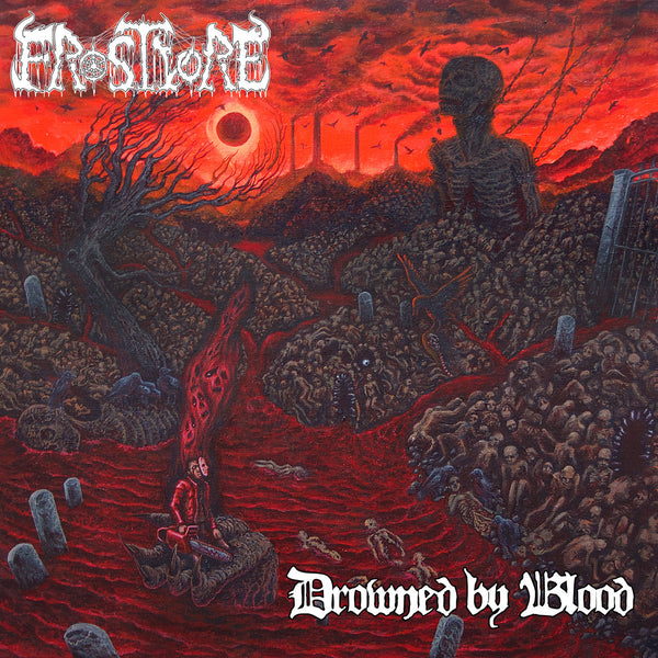 Frostvore - Drowned by Blood (CD)