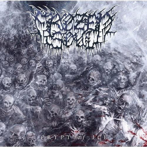 Frozen Soul - Crypt of Ice (CD)