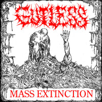 Gutless - Mass Extinction (CD)