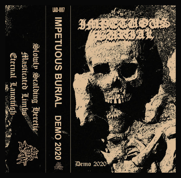 Impetuous Burial - Demo 2020 (TAPE)