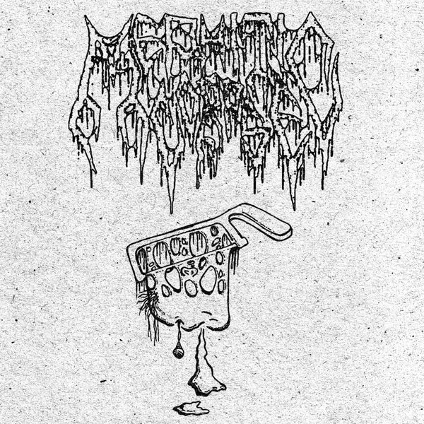 Mephitic Corpse - Immense Thickening Vomit (Tape)