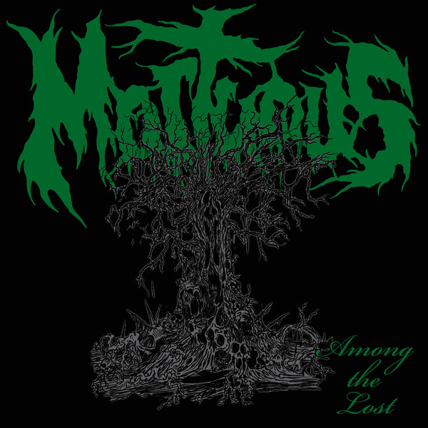 Mortuous - Among the Lost / Mors Immortails (CD)