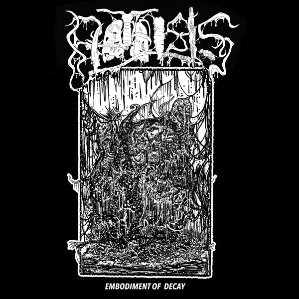Phthisis - Embodiment of Decay (CD-R)