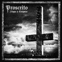 Proscrito - Llagas y Estigmas (CD)