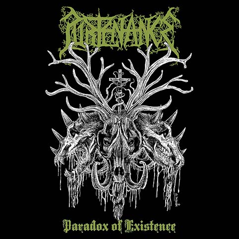 Purtenance - Paradox of Existence (CD)