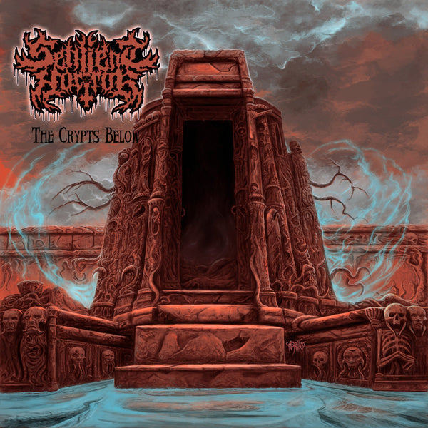 Sentient Horror - The Crypts Below (CD)