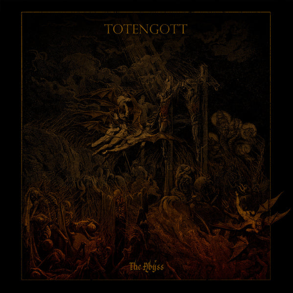 Totengott - The Abyss (CD)