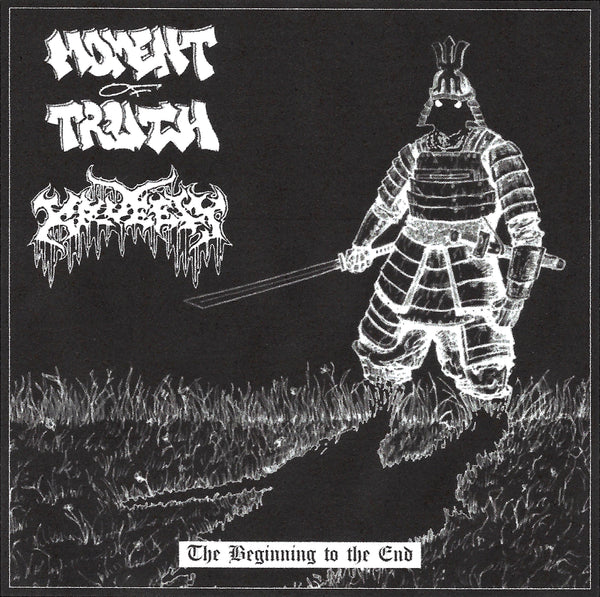 DSR-008 Moment of Truth/KRUELTY- The Beginning to the End (CD)