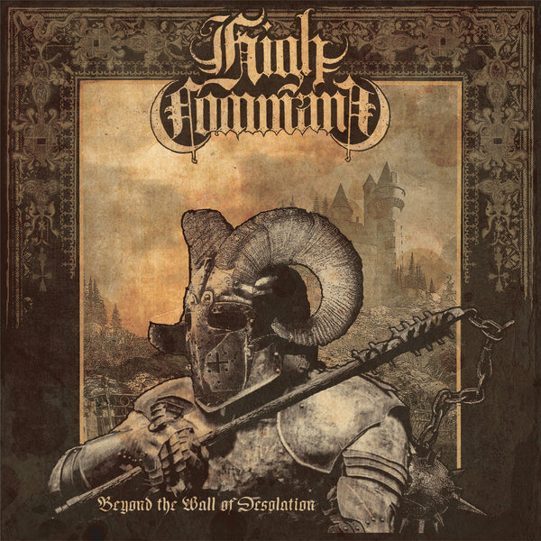 High Command - Beyond the Wall of Desolation (CD)