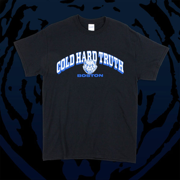 Cold Hard Truth - Boston Tee Black *PREORDER