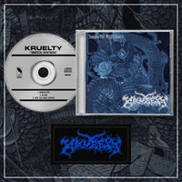 DSR-021 KRUELTY - Immortal Nightmare (CD)