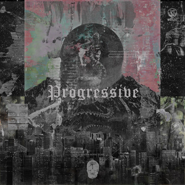 NOIZEGOAT - Progressive (CD)