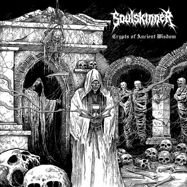 Soulskinner -  Crypts of Ancient Wisdom (CD)