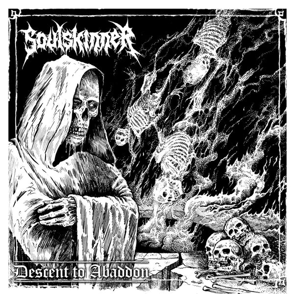 Soulskinner -  Descent to Abaddon (CD)