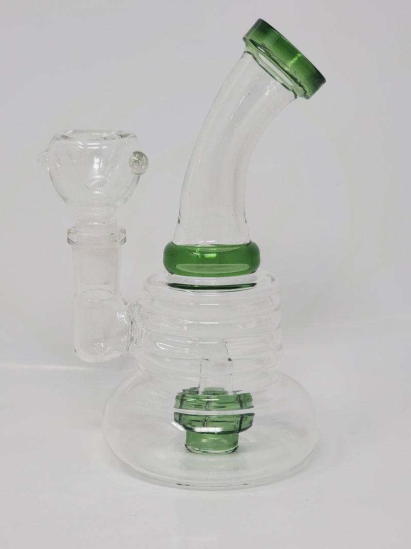 "06"" Mini Cir Ripple Pipe"