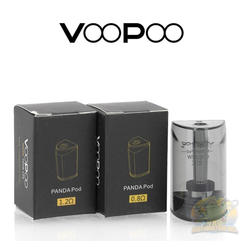 VooPoo Panda Replacement Pod 1.2 ohm