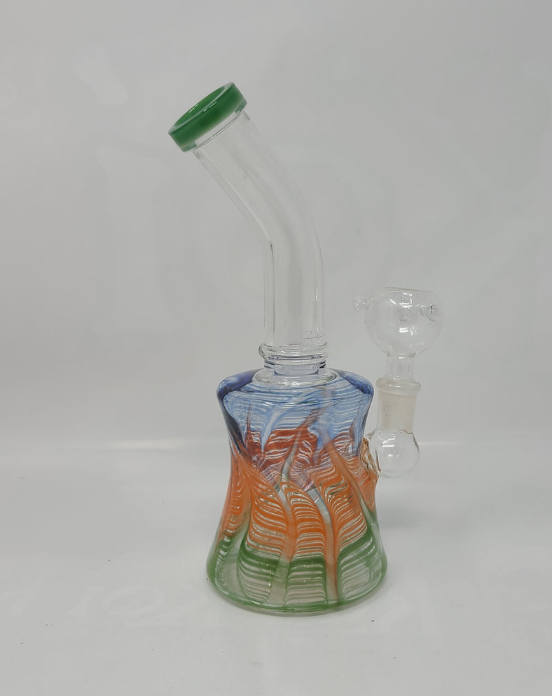 "08"" Classic Bell Water Pipe"