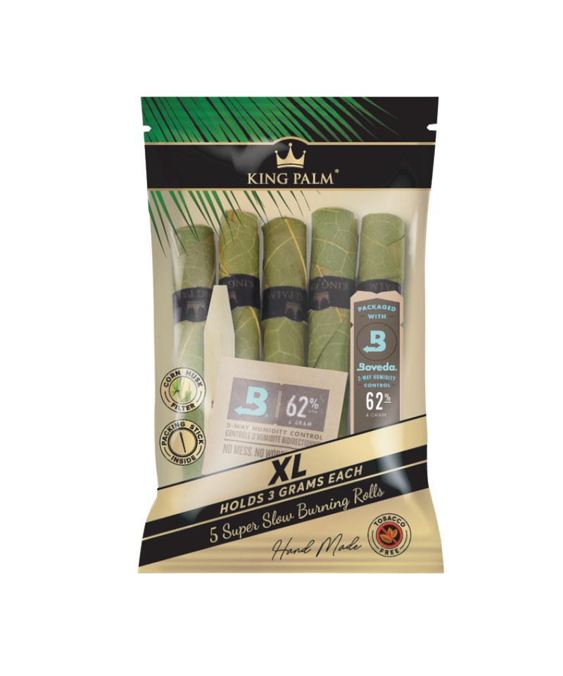 King Palm Leaf Rolls