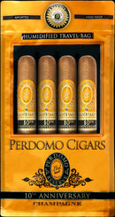 Perdomo Humidified Travel Bag 4 x 5cigars