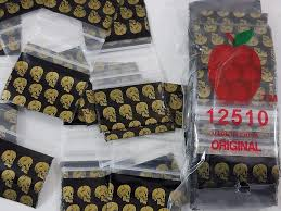 Apple Brand Ziplock Baggies