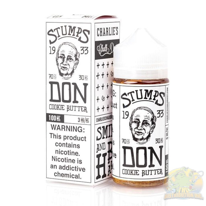 Charlie's Chalk Dust Stumps E-Juice