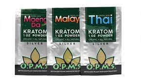 OPMS Silver Kratom | 1oz Powder