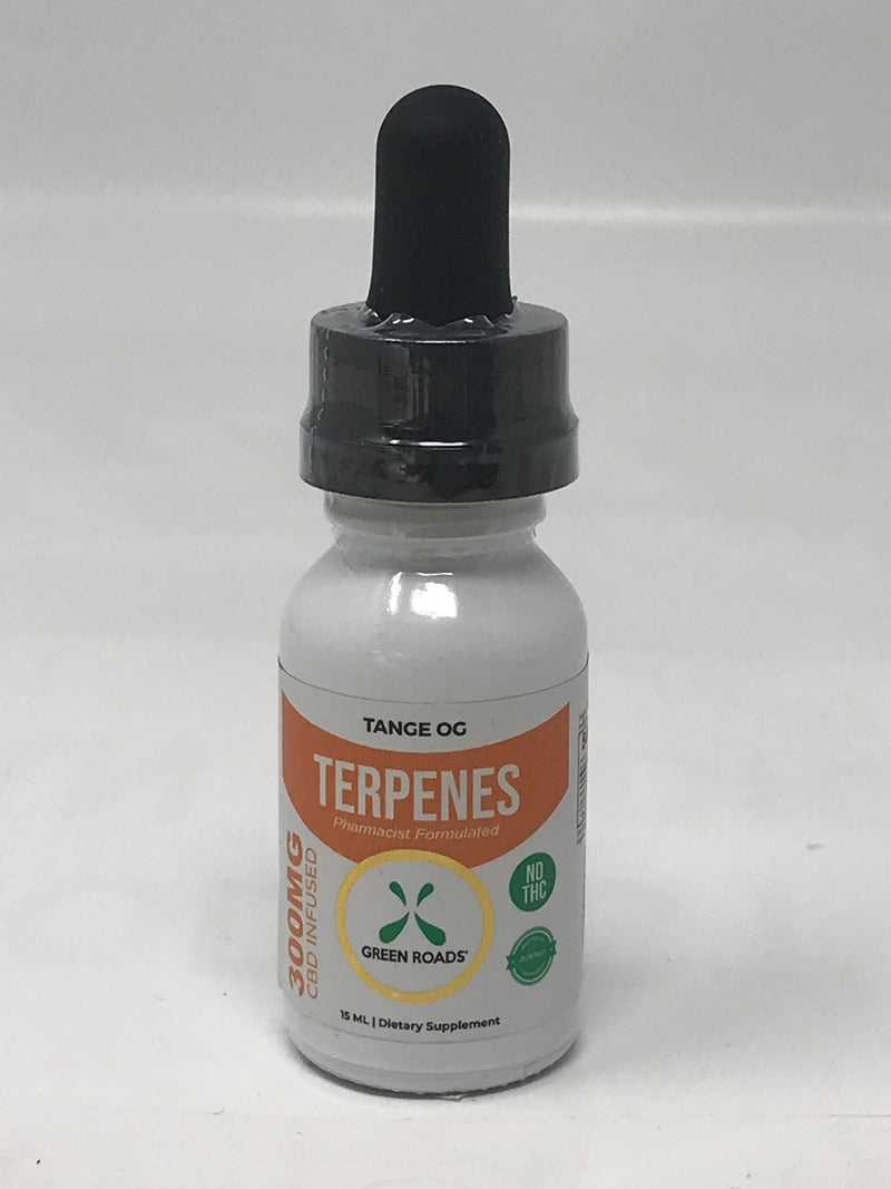 Green Roads CBD Infused Terpenes