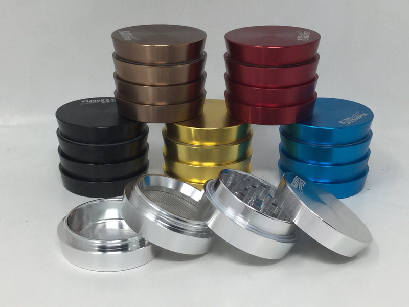 Metal Grinder Sharper