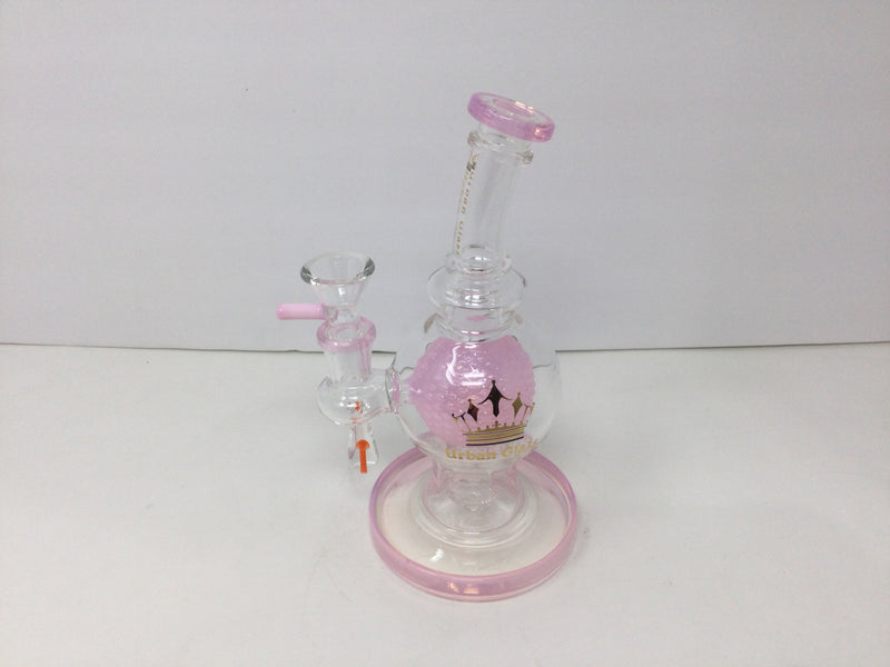"08"" Oil Rig With Cooling Orb"