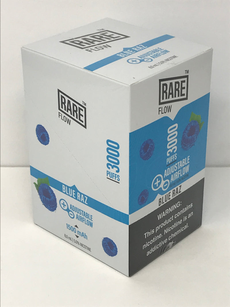 Rare Flow Disposable 3000 Puffs