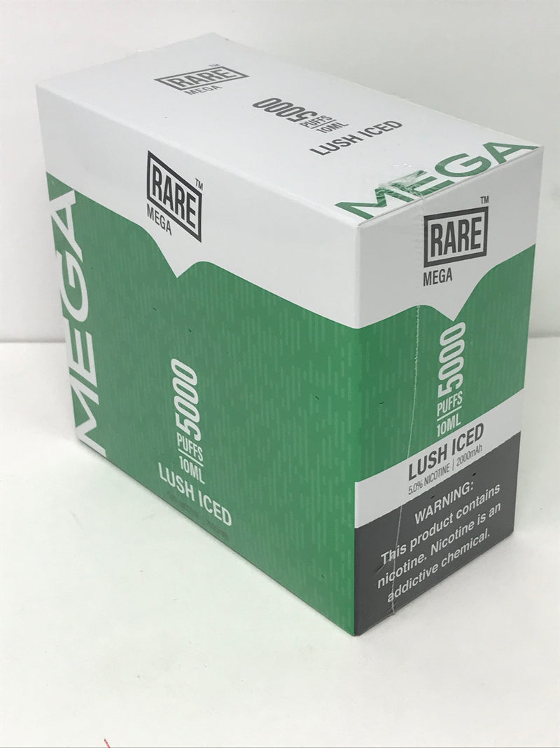 Rare Mega Disposable 5000 Puffs
