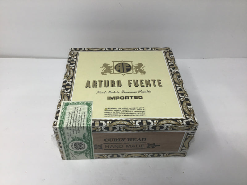 Arturo Fuente Curly Head Cigars