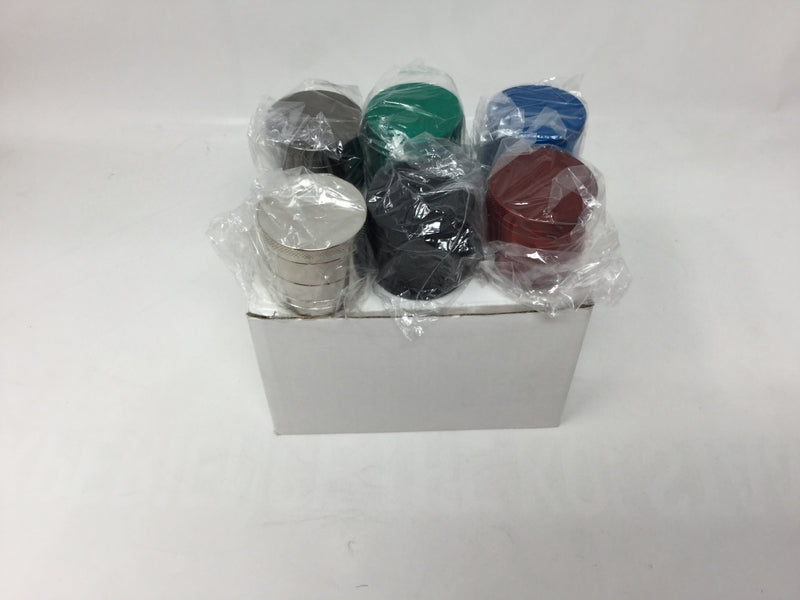 Sharper Assorted 12 Pack 42mm Grinders