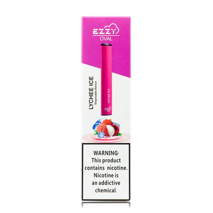 Ezzy Oval Disposable Device