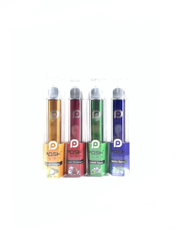 Posh Plus 2 ML Salt Disposable Pod Display of 10