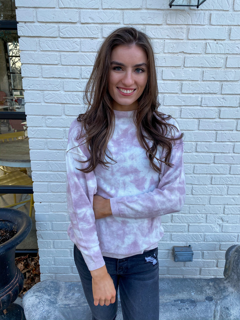 "<img src=""-Mock-Neck-Tie-Dye-Thermal-Soft-Pink-Front.jpg"" alt=""mock neck tie dye thermal in soft pink front view"">"