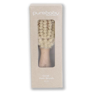Load image into Gallery viewer, Purebaby Natural Goat Hair Brush