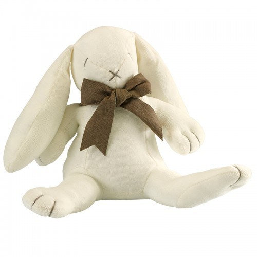 Maud n Lil Organic Soft Toy for Baby – Ears the Bunny