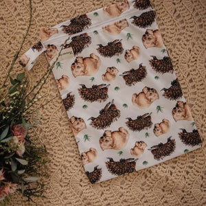 My Little Gumnut Wet Bag – Large – Assorted Prints