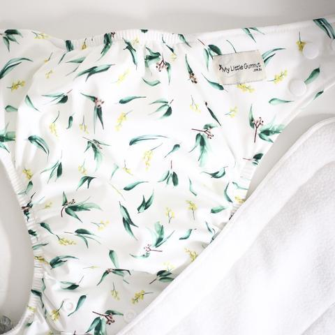My Little Gumnut Modern Cloth Nappy Bamboo – Gumnut