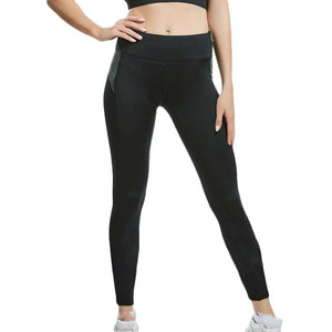 Solide Running und Fitness Leggings
