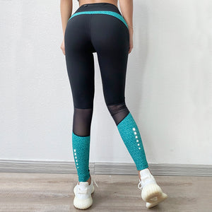 Modische Running und Fitness Leggings