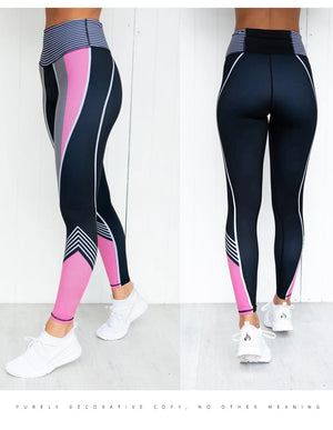 Yoga und Fitness Leggings