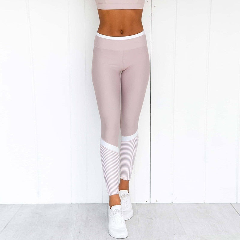 Stylish low waist Fitness oder Freizeit Leggings