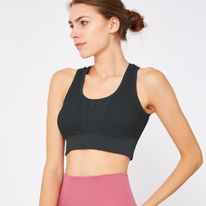 Patchwork Sport Tank Top