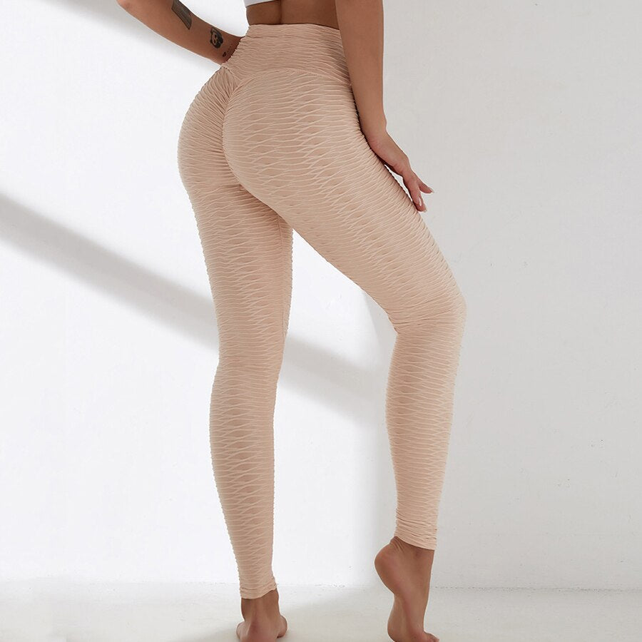 Sexy Yoga und Fitness Leggings