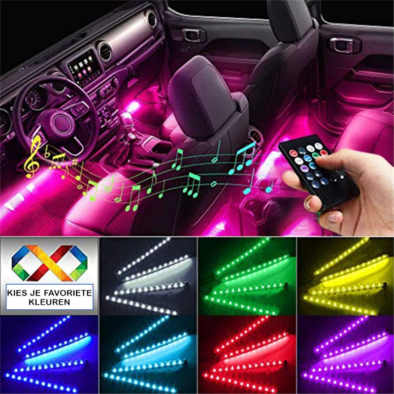 CarLight™ auto LED strips