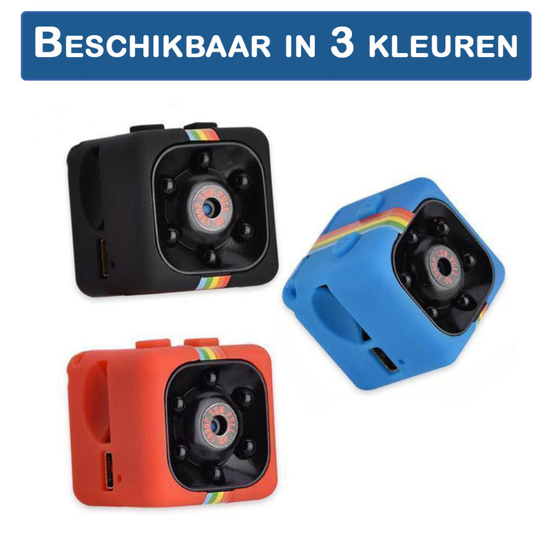 EyeCam® Full HD mini camera