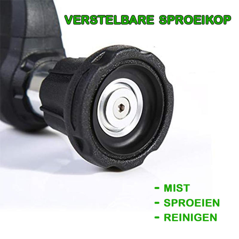 FireHose™ super sproeier